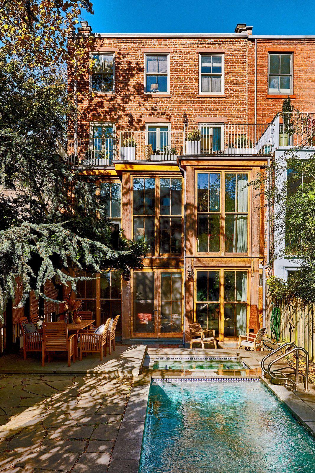 Norah Jones S Cobble Hill Home For Sale In 2020 Brooklyn House Townhouse Norah Jones