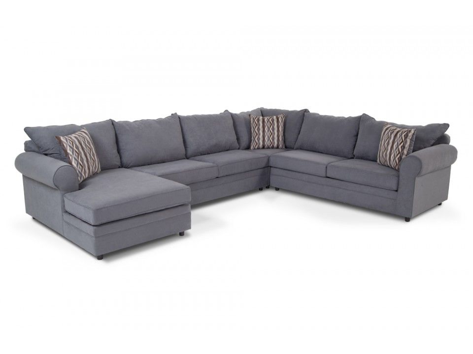 Venus 4 Piece Right Arm Facing Sectional | Sectionals | Living Room | Bobu0027s  Discount Furniture