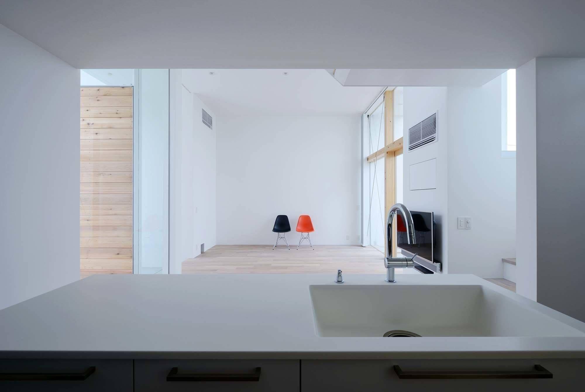 House Of Eirakusou In 2020 House Furniture Design Minimalist Design