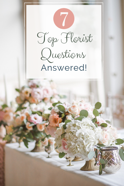 the real florists guide to picking your perfect wedding flowers rh pinterest com