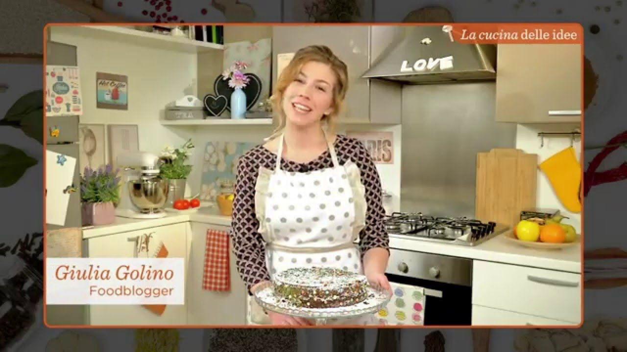 La cucina delle idee - Torta Arlecchino @QVC Italia #LaCucinaDelleIdee #AppuntamentoInCucina