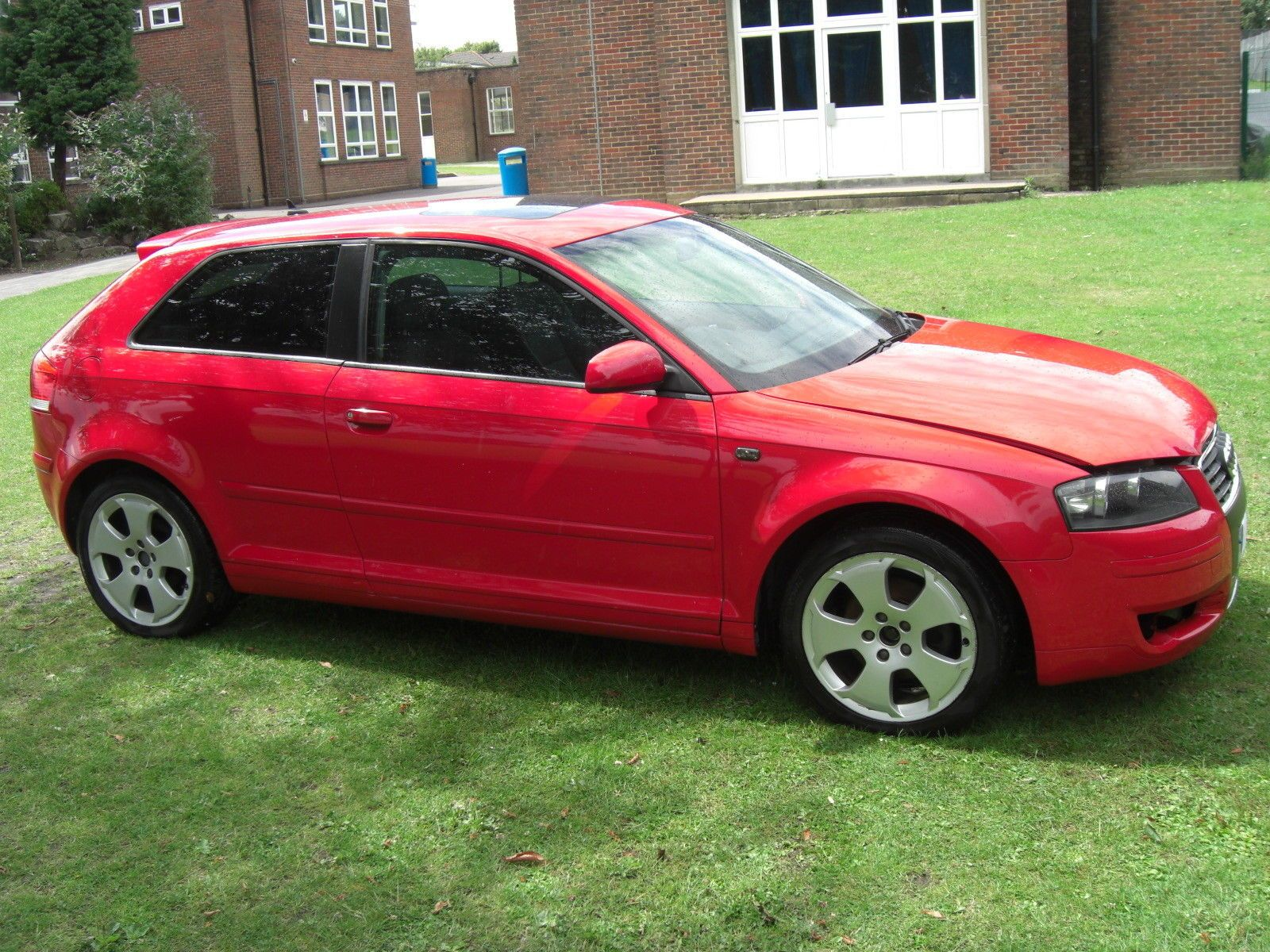 eBay: Breaking Audi A3 8P 04 for parts spares repair damaged salvage ...