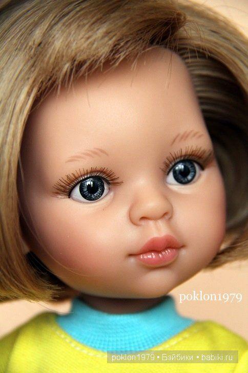 Счастье накрыло, как цунами! Игровые куклы Paola Reina