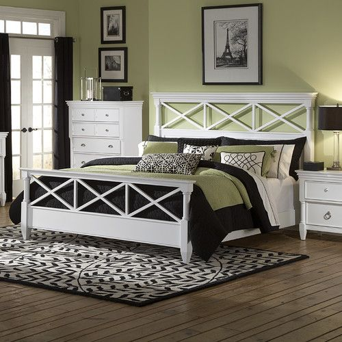 Found it at Wayfair - McLelland Panel Bed