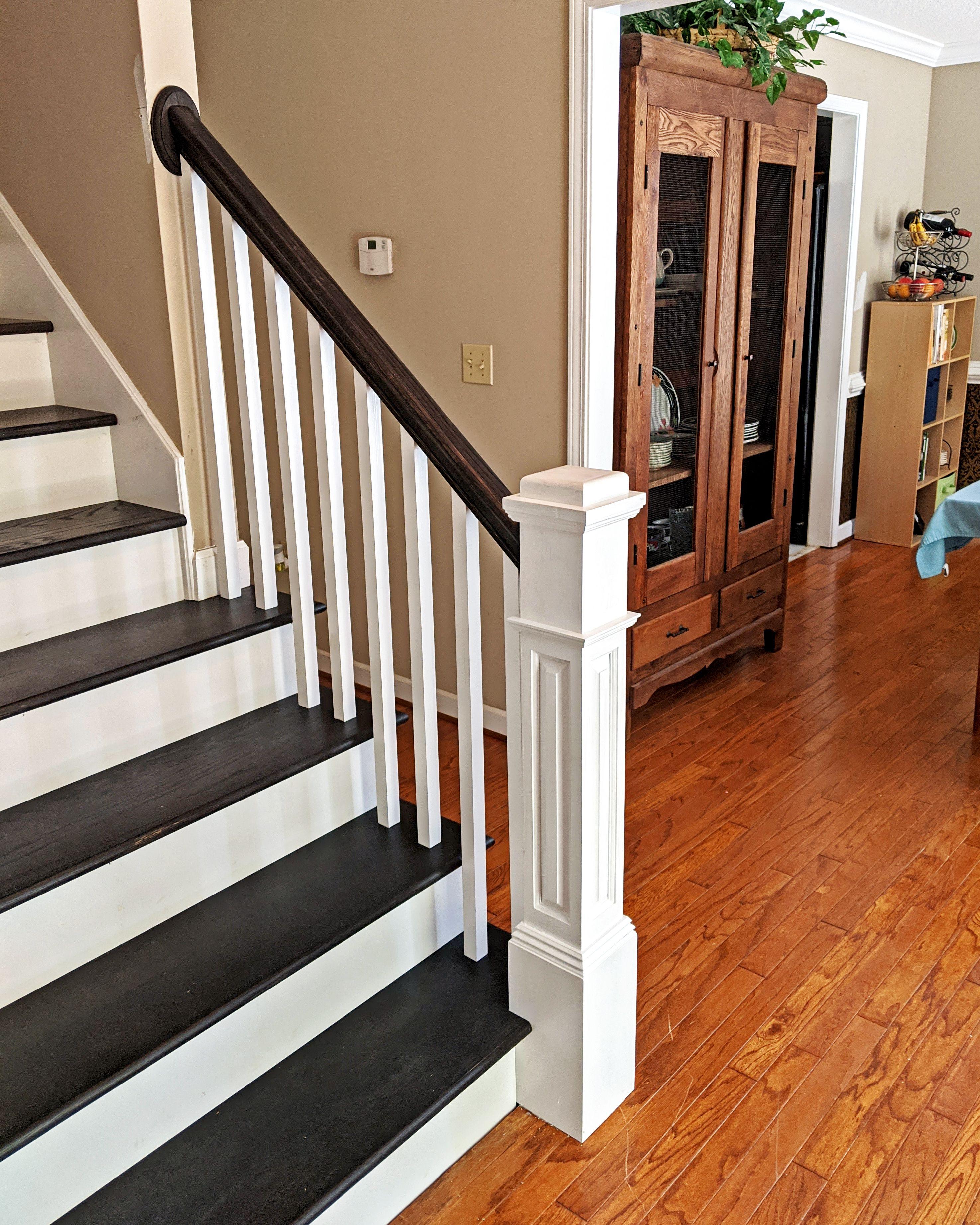 Red Oak Stair Tread In 2020 Oak Stairs Stair Treads Red Oak   Red Oak Stair Treads And Risers   Wooden Stairs   Wood Stair   Hardwood Floors   Railing   Stair Parts