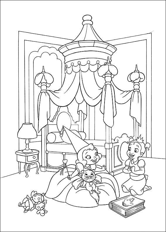 Princess and the frog | Dibujo | Pinterest | Colorear y Dibujo