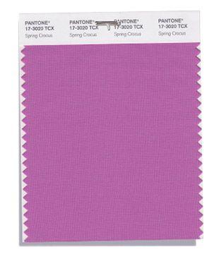 pantone 17 3020 spring crocus