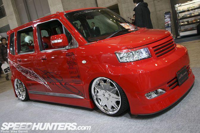 The 101 Kei Car Tuning In Japan