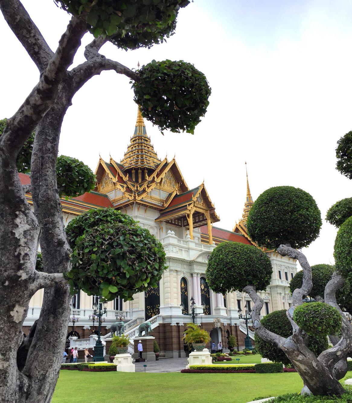 Grand Palace Bangkok & wat phra kaew @felinoplaza