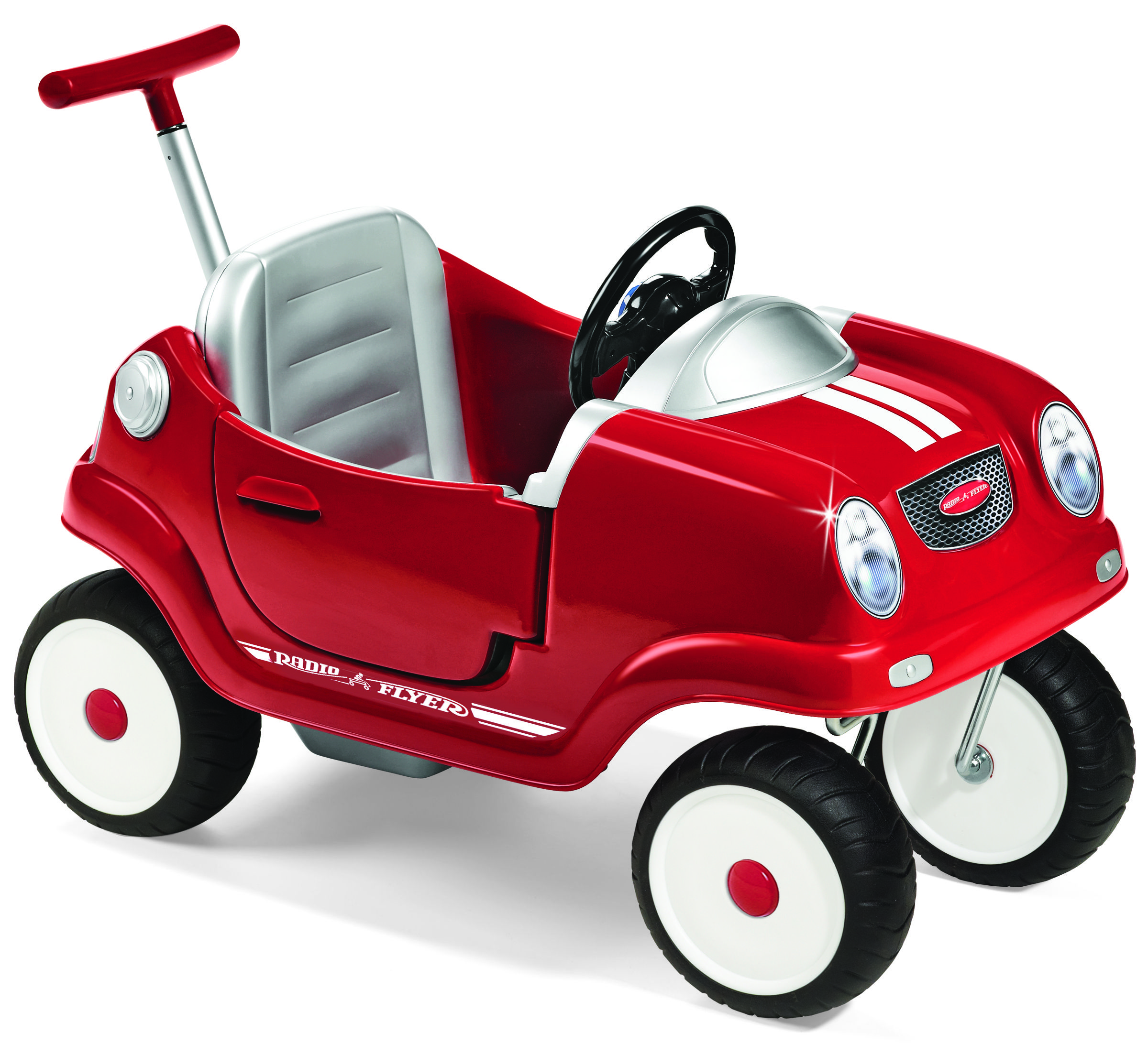 Radio Flyer Steer & Stroll Coupe Kids ride on toys
