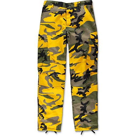 l'ultimo df8f5 8c239 Rothco BDU Savage Orange Camo Cargo Pants | Outfits + ...