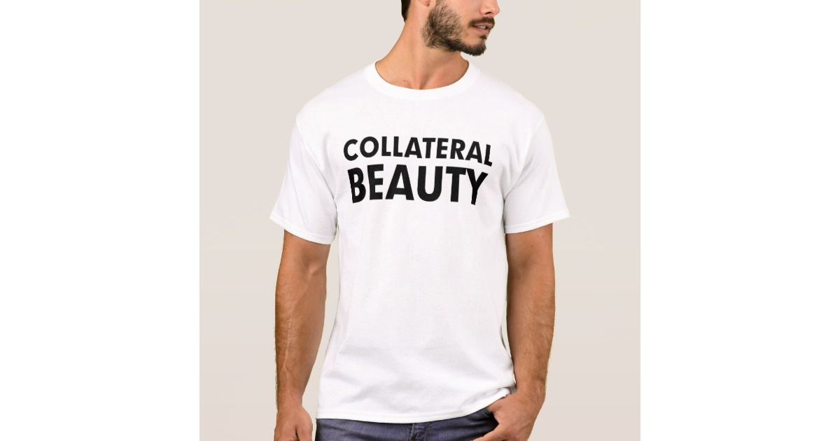 COLLATERAL BEAUTY LOVE TIME AND DEATH T-Shirt