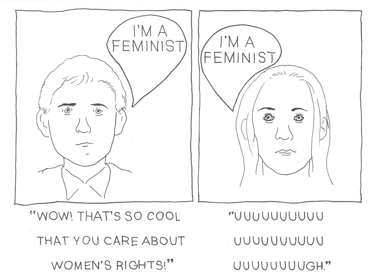 """001 shannonkatd """" Why we need Feminism """" Feminism, What is"""