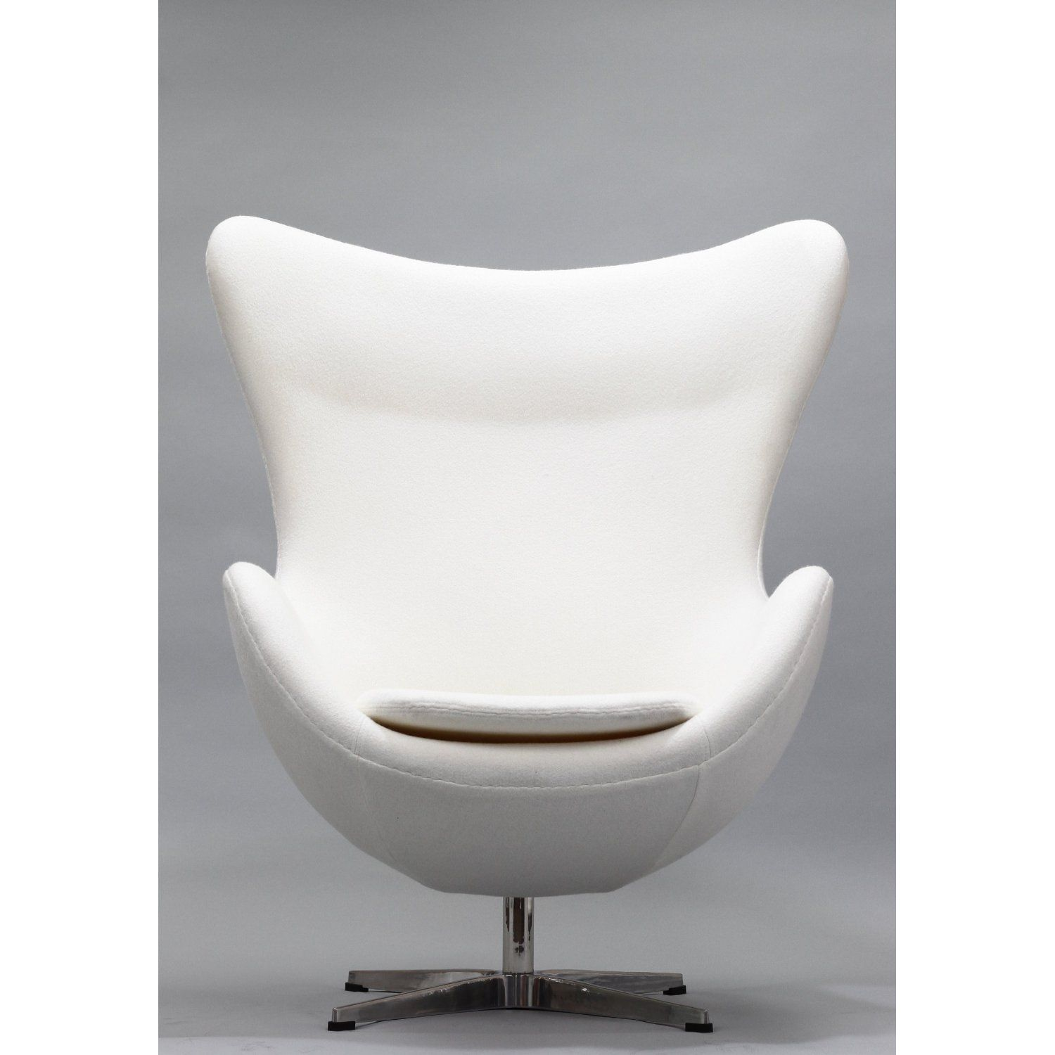 """Egg Chair"" by Arne Jacobsen (the perfect Evil Genius"