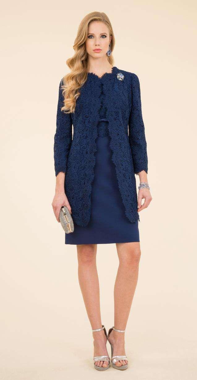 premium selection 644a3 444bf La nuova collezione di abiti da cerimonia Luisa Spagnoli ...