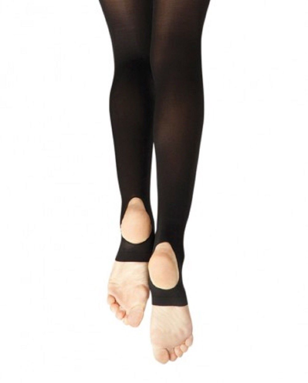 b9b94025bf625 Leggings and Tights 152353: Capezio Girls Hold And Stretch Stirrup Tight -  N145c ->