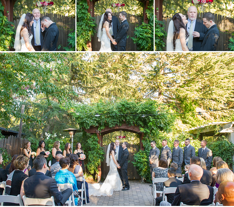 Wine Roses Lodi Ca Wedding Photography Highlights Of Chasity Tommy