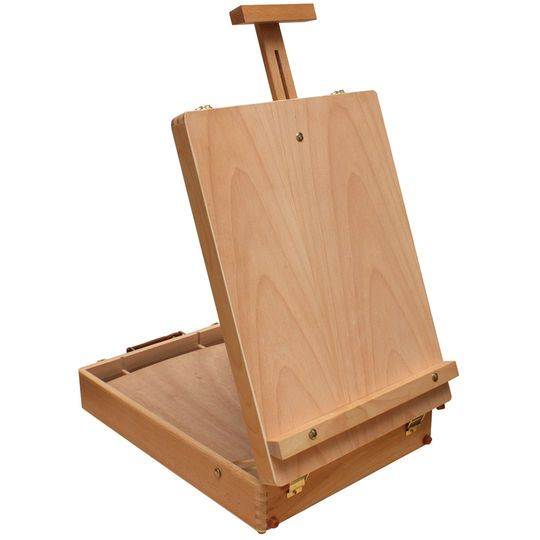 Art Alternatives Artists Display Sketching Easels Natural