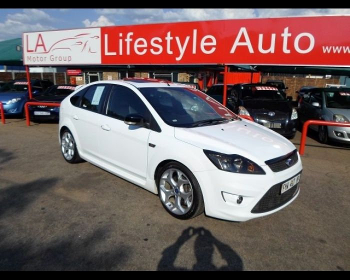 2011 Ford Focus 2 5 St Facelift Ford Focus 2 5 St Facelift 5