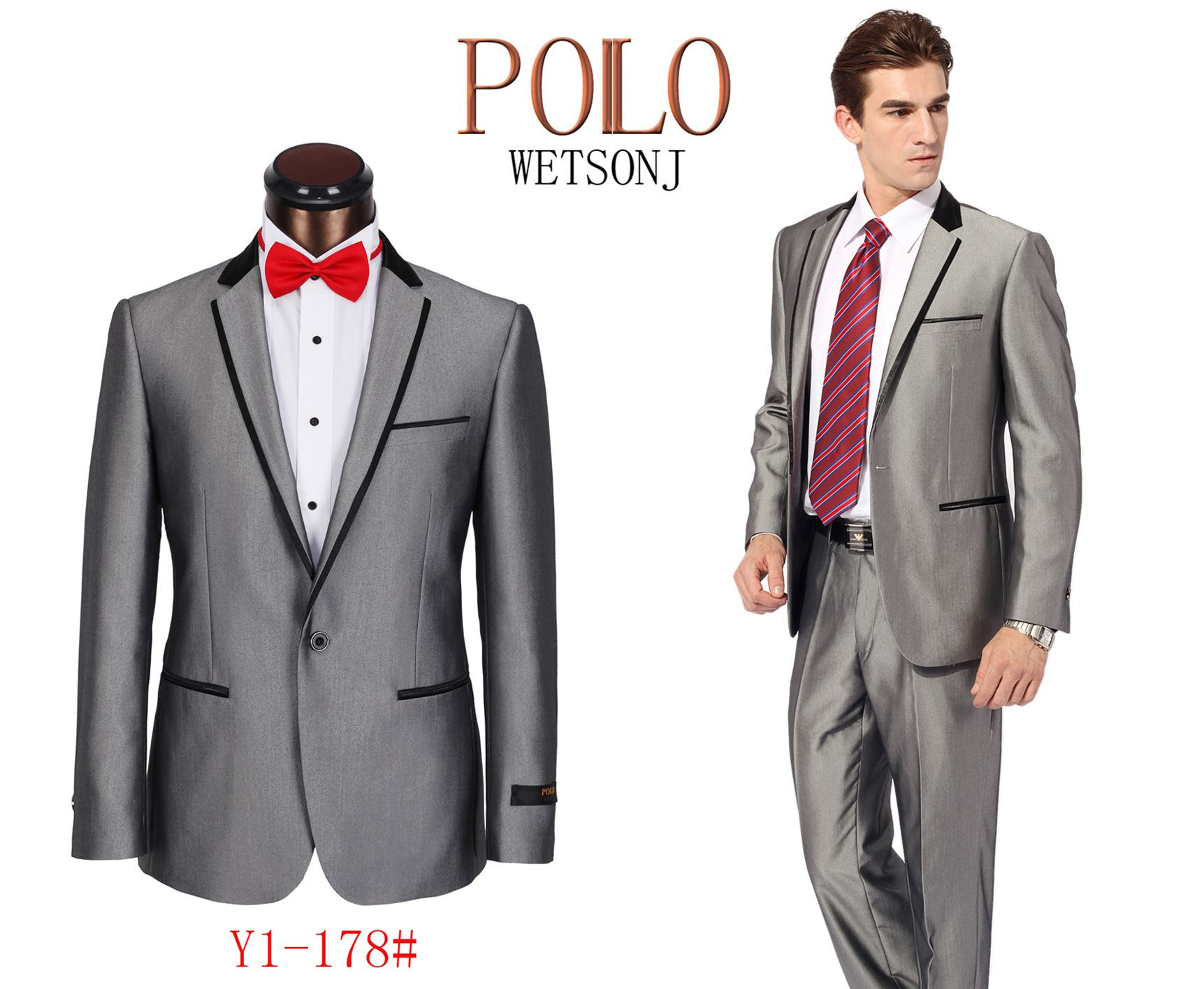 Wholesale Armani Men Business Suits On Sale-WABSONS014 [Armani ...