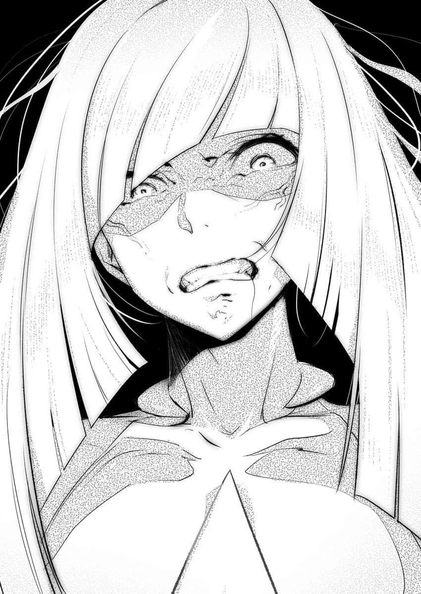 Angry Anime Girl Face (Page 1) - Line.17QQ.com