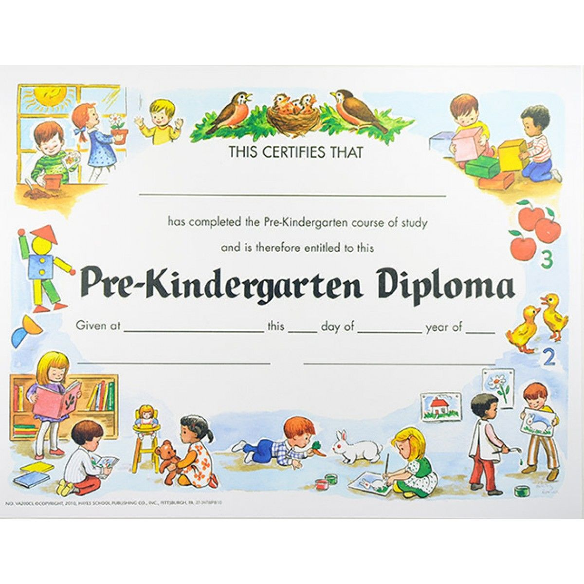 pre k diploma look amber lisa pk preschool kindergarten