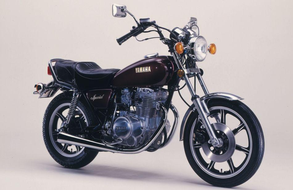 Yamaha Xs 400 Special