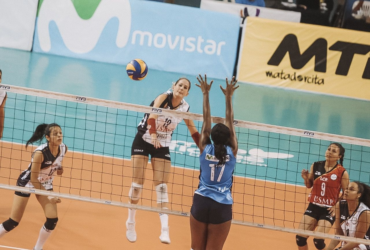 Usmp Lima With Images Professional Volleyball Volleyball Athlete