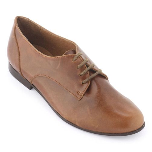 Yep by Jonak - Chaussures richelieu à lacets en cuir - 101068