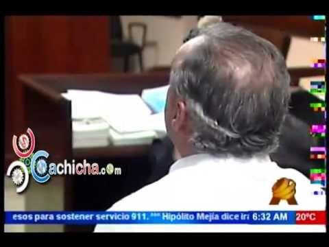 Capitán destituido de la PN presenta acusación formal contra periodista @mzapete ''Tercera audiencia'' #video - Cachicha.com