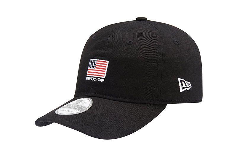 8f519273880cb New Era 9twenty Mini Flag Collection Baseball Cap Adjustable Hat Snapback  Black  NewEra  BaseballCap