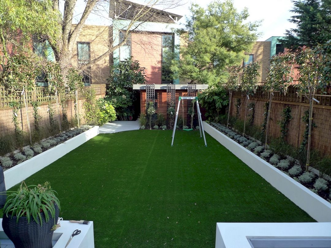 50 Incredible Calming Minimalist Garden Design Ideas Freshouz Com Garden Ideas Uk Backyard Garden Layout Minimalist Garden Backyard garden ideas uk