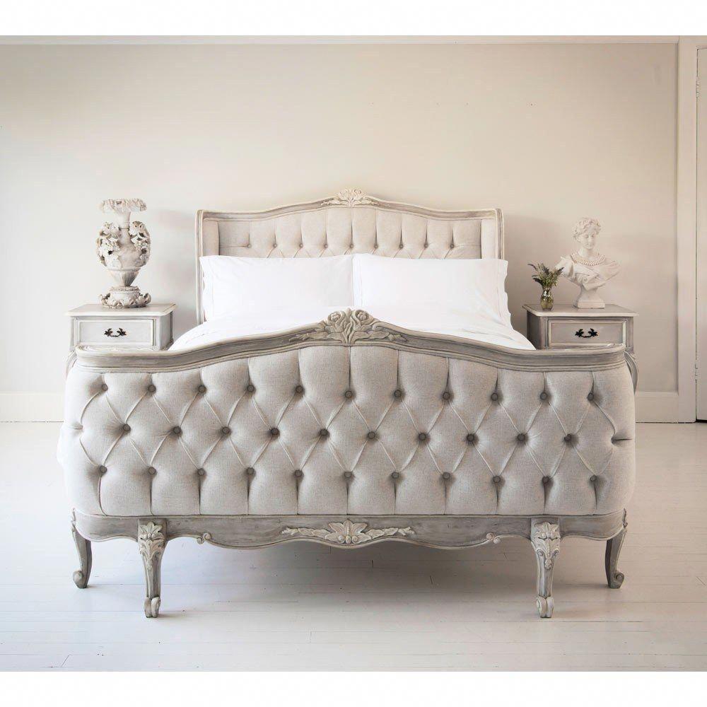 Entdecken Sie Den Luxus Eines Haus Mit Weissen Schlafzimmer Modernesluxus Interieur Schlafzimmer Design Franzosisches Schlafzimmer Luxusschlafzimmer