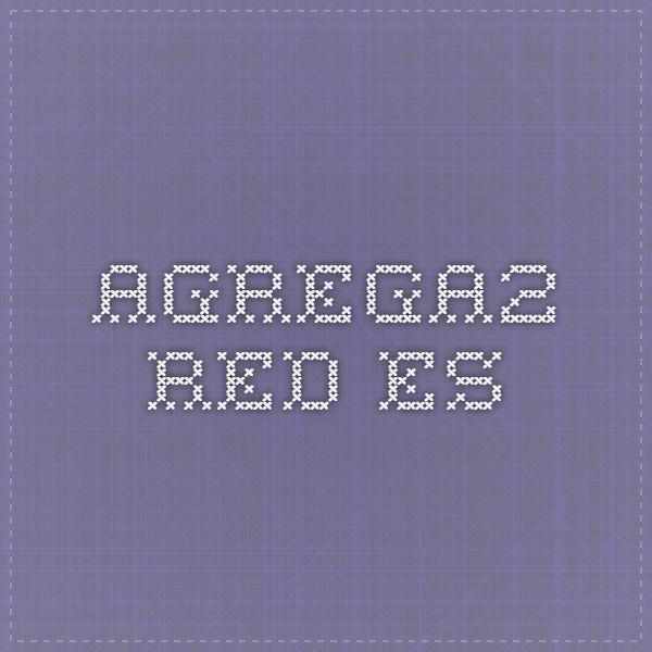 agrega2.red.es Cute website to practice family and la casa