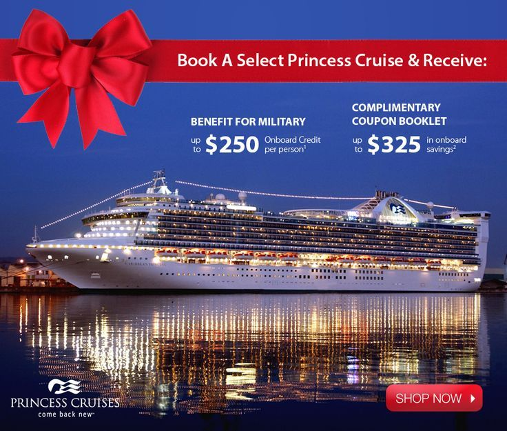 Unwrap your exclusive Explore Cruise & Travel Member offer