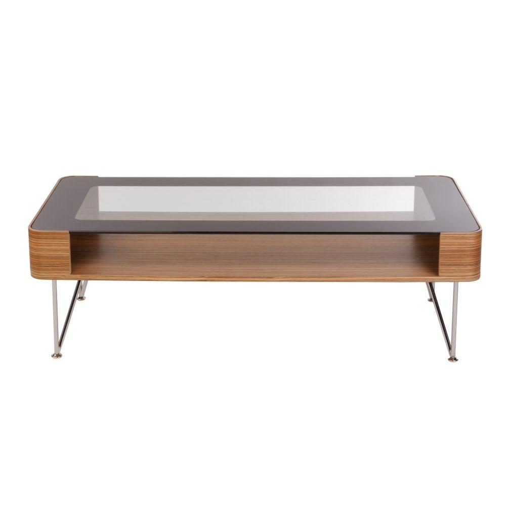 Matt Blatt Eames Coffee Table: Sussex Coffee Table 120cm - Matt Blatt