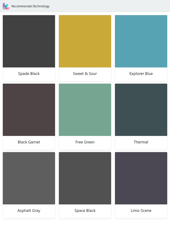 Spade Black Garnet Asphalt Gray Sweet Sour Free Green E Explorer Blue Thermal Limo Scene