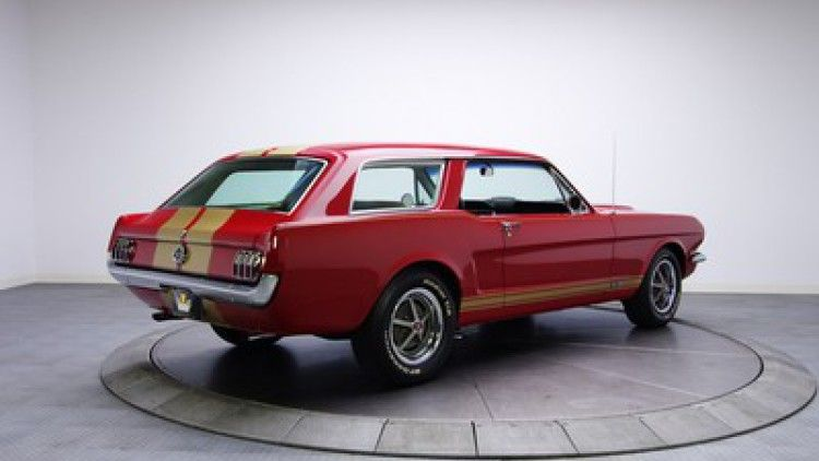 Ebay Find Of The Day 1965 Ford Mustang Wagon Click Above For Image Gallery