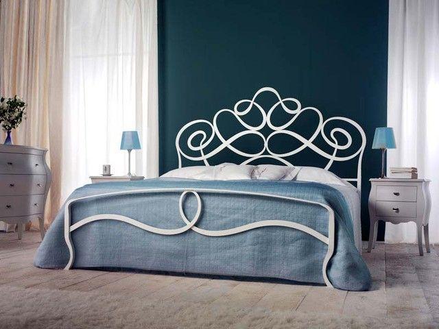 Pin de Cesar Ortega en camas de hierro forjado | Pinterest | Camas ...