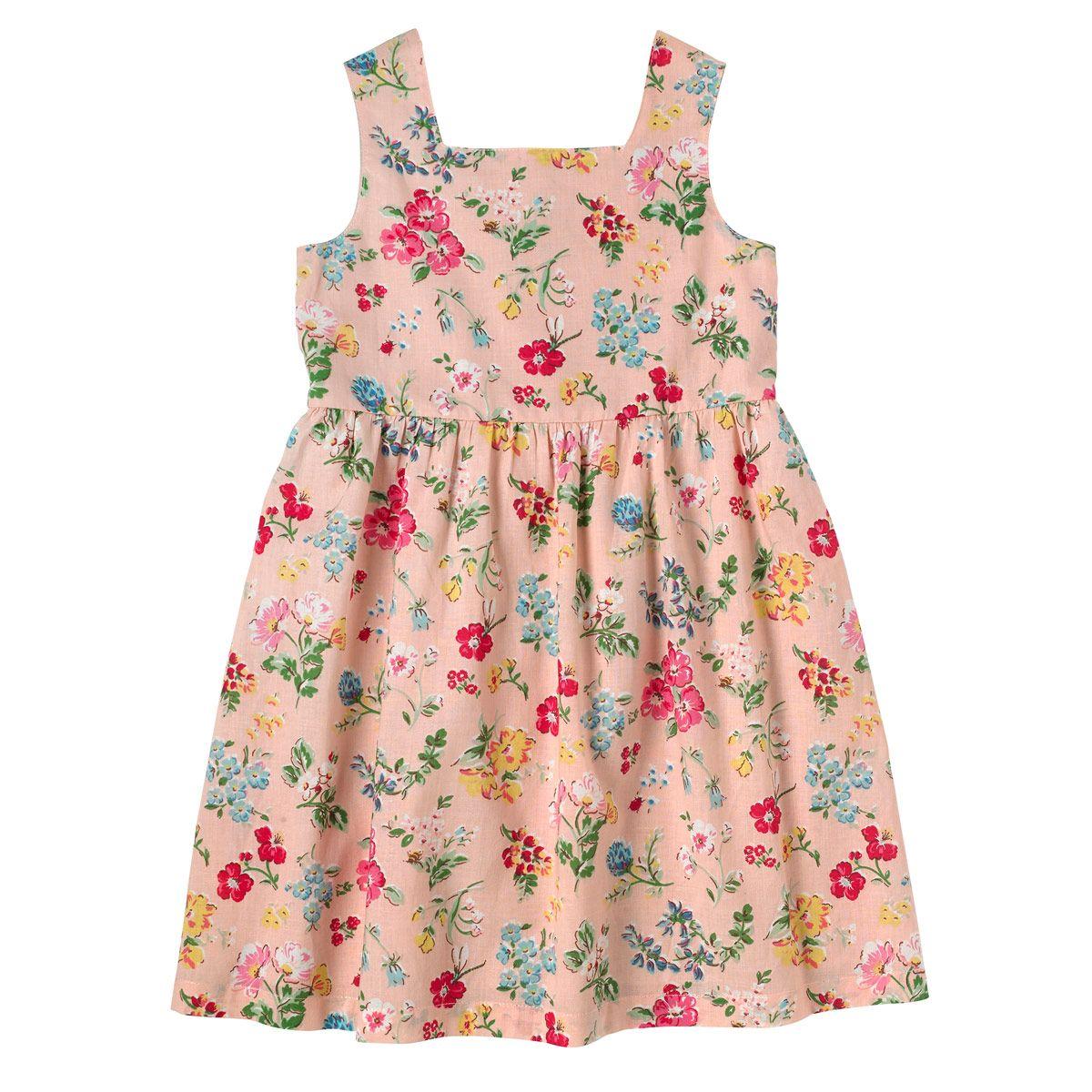 Plaza del prado de las muchachas vestido de cuello | niños ...