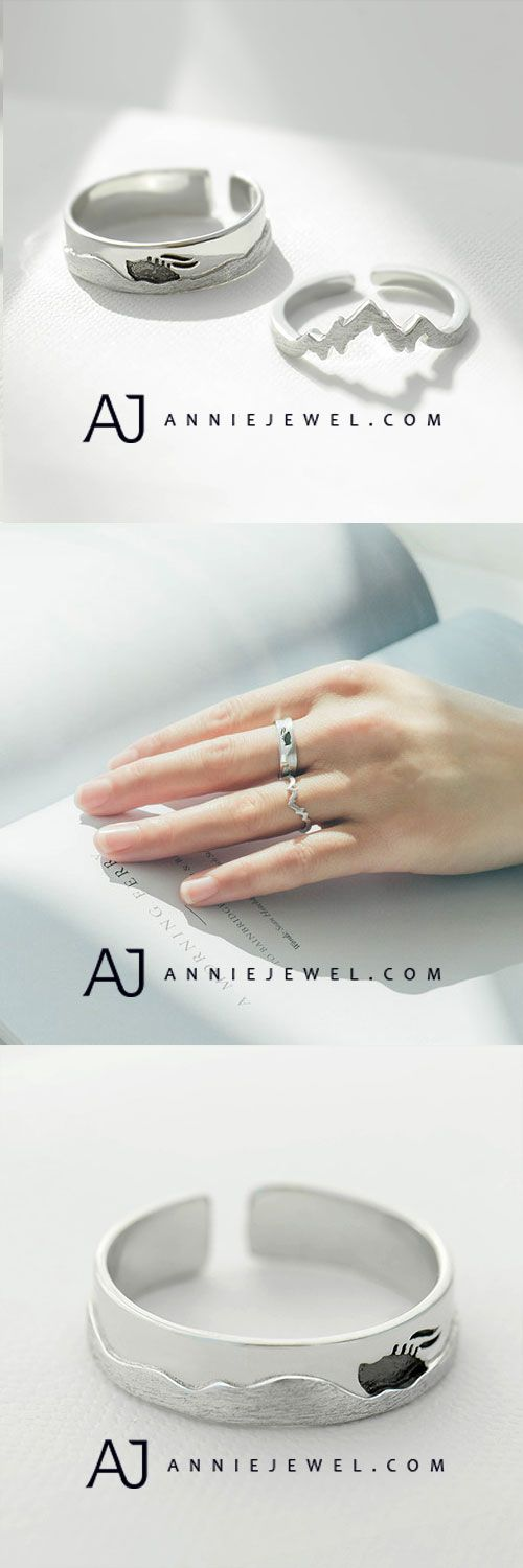 wedding men rings silver item promise forever color half engagement shape romantic bands heart jewelry lover women
