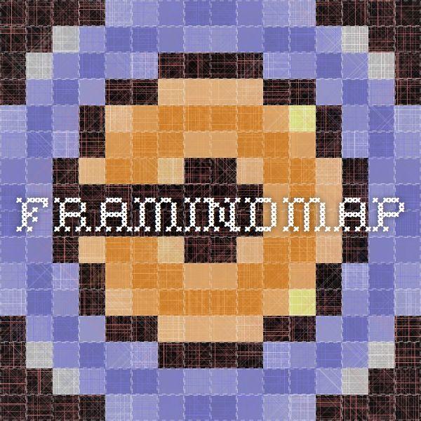 framindmap   logiciel gratuit pour r u00e9aliser de jolies mindmaps