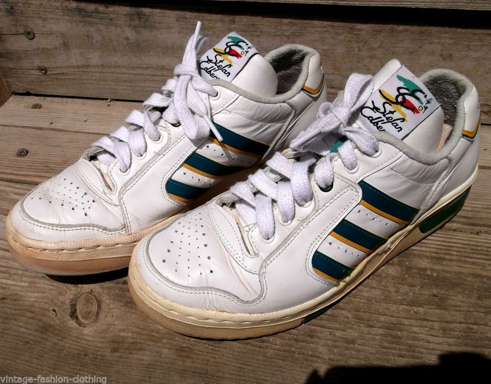 adidas shoes 6 number images 1980's fashion 626605