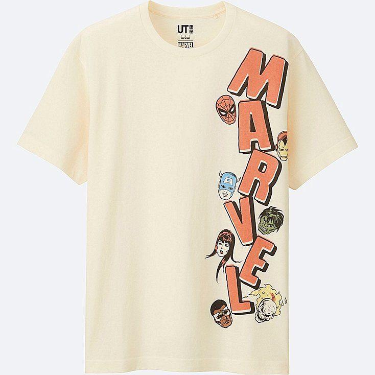 ca737d52 MEN MARVEL Collection Short Sleeve Graphic T-Shirt | Marvel | Marvel ...