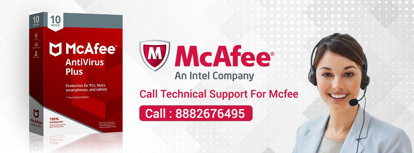 A free version of McAfee antivirus software can be