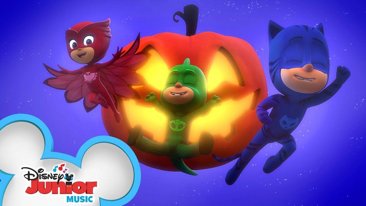 Pj Masks Halloween Music Video Pj Masks Disney Junior