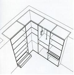 dessin dressing chambre pinterest dressing rangement et dessin. Black Bedroom Furniture Sets. Home Design Ideas