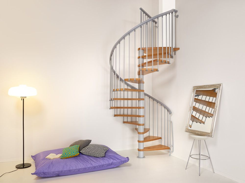 Best Nice1 Staircase Kit From Arkè Inc In Grey With Natural 400 x 300