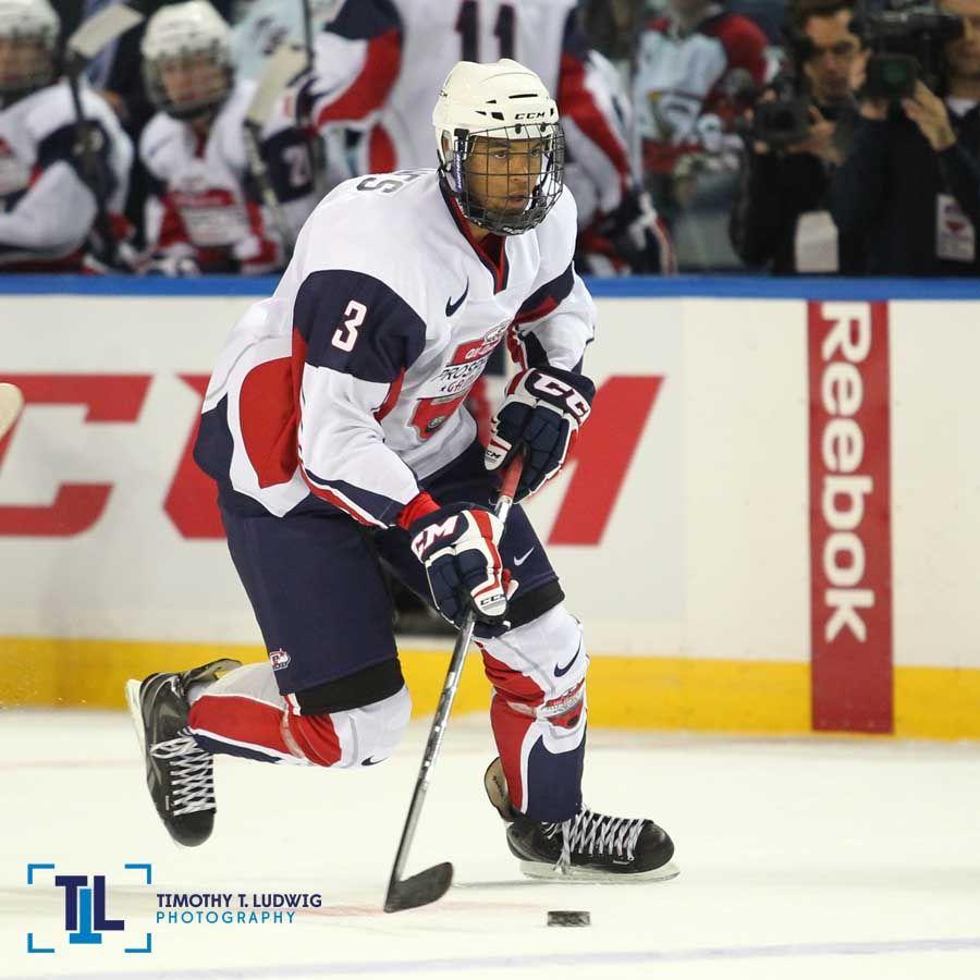 Seth Jones, USA Prospects Game 2012