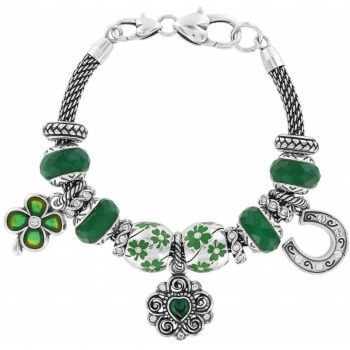163073d9ded4 Brighton Lucky Day bracelet available at Johnathan Michael s Boutiq ...